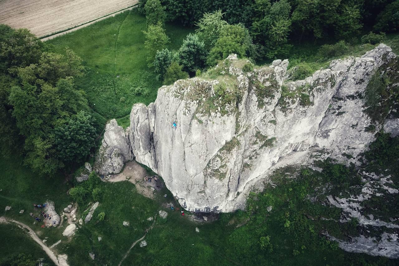 Dolina Będkowska - Brandysówka; zdjęcia: Darek Szylko Funaticos.com