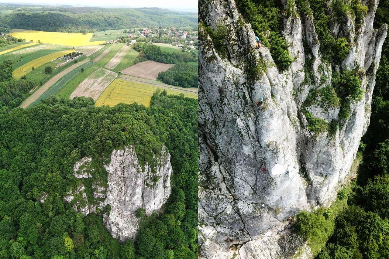 Dolina Będkowska; zdjęcia: Darek Szylko Funaticos.com