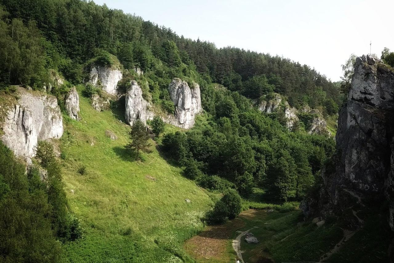 Dolina Kobylańska; zdjęcia: Darek Szylko Funaticos.com