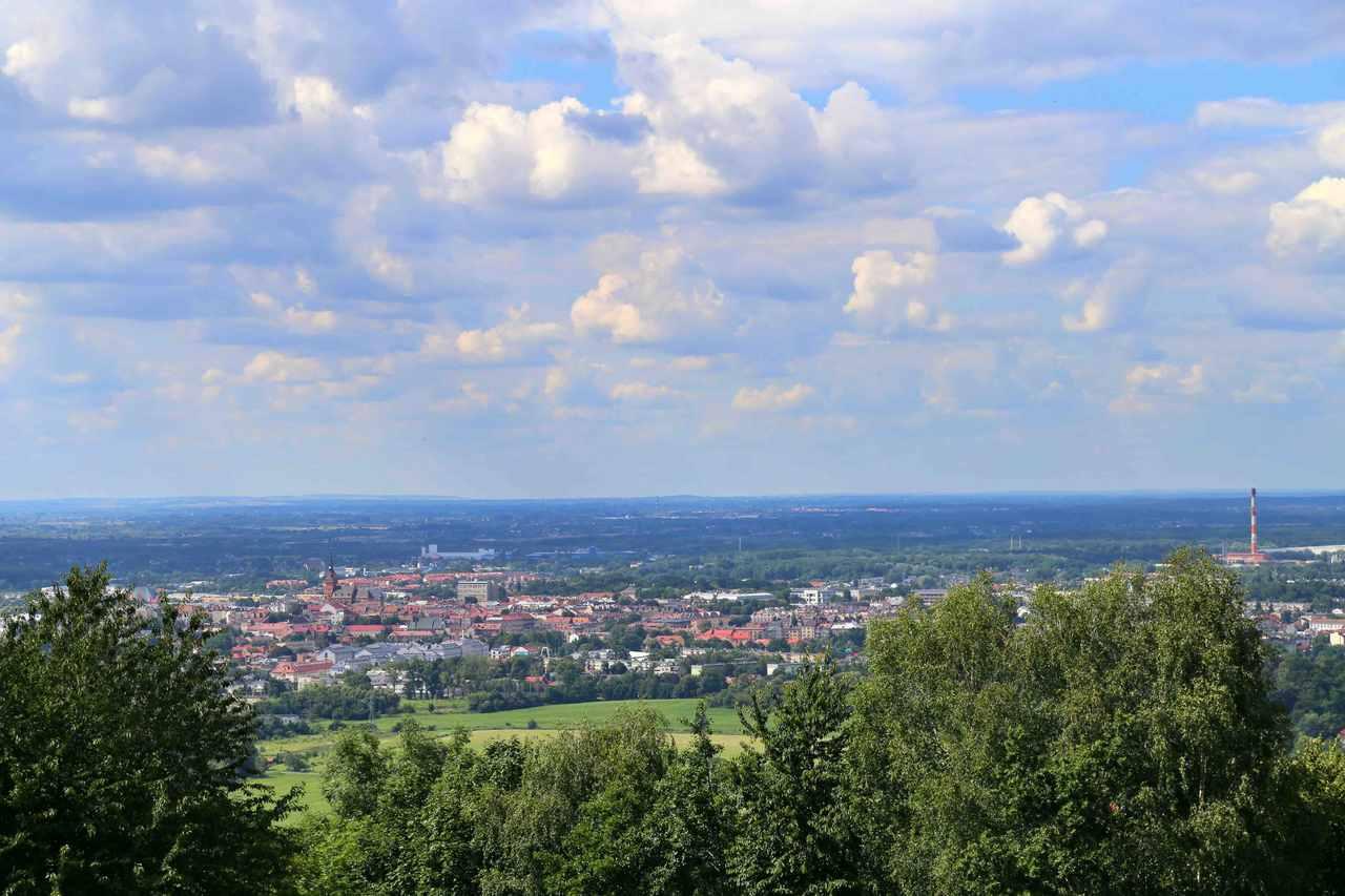 Tarnów - góra św. Marcina